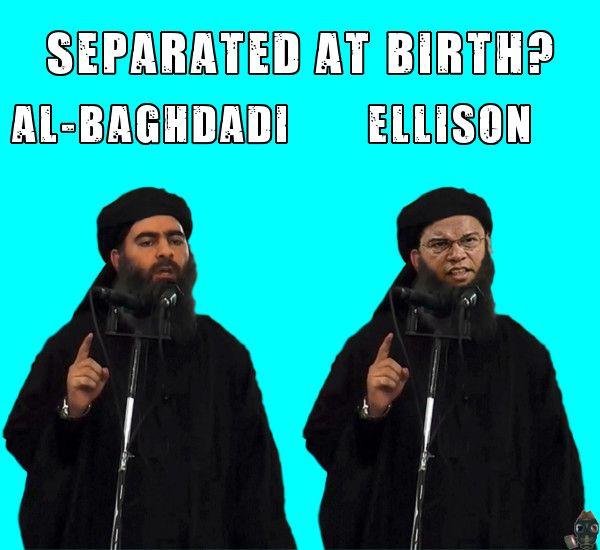 Next DNC chairman: Abu Bakr al-Baghdadi