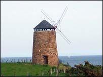 St Monans salt mill, Fife, Scotland