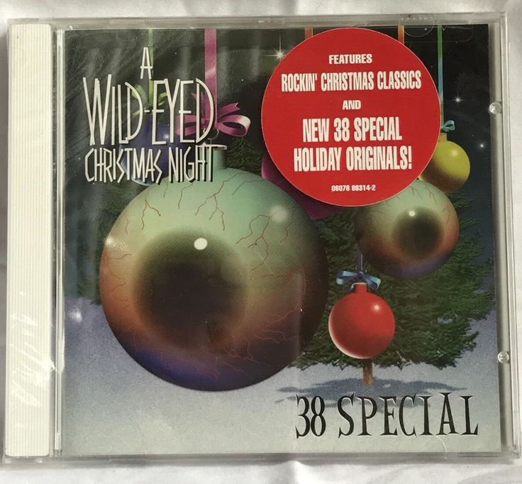CD 38 special A Wild Eyed Christmas Night 10 Classic Rock Xmas Songs New  | eBay