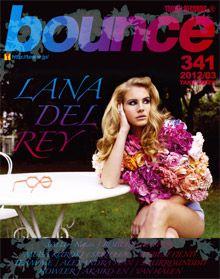 bounce 341号 - ラナ・デル・レイ