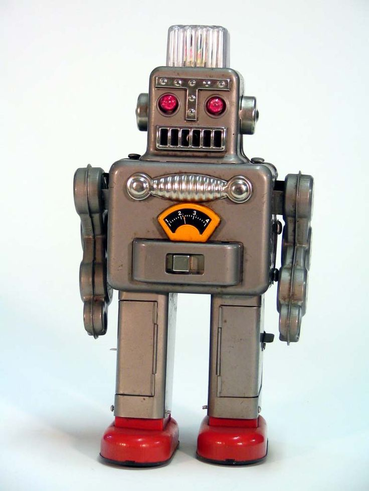 Vintage Toy Robots : T face robot vintage toys pinterest tin