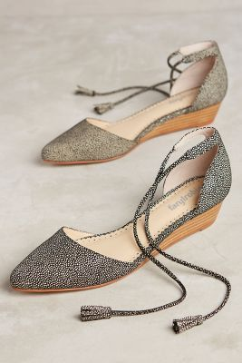 Shop the Farylrobin Finn Micro Wedges and more Anthropologie at Anthropologie today. Read customer reviews, discover product details and more.