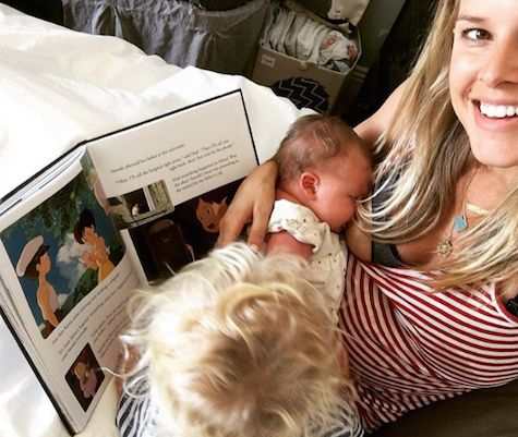 """Sarah Wright Olsen: """"Normalize Breastfeeding"""", read more at http://my-healthy-pregnancy.info/"""