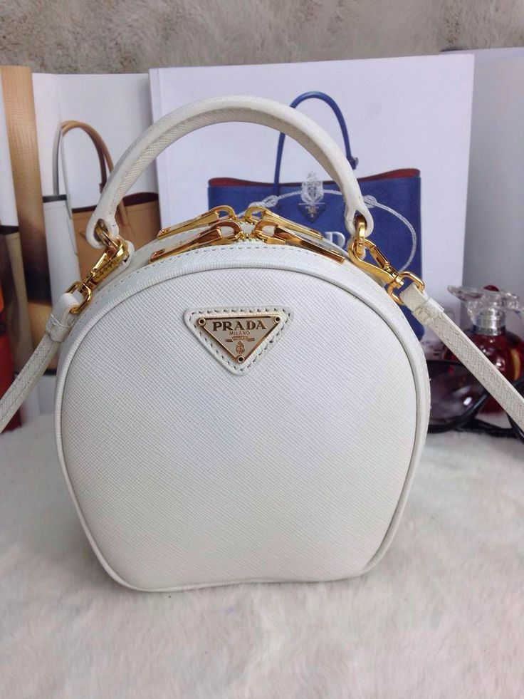 aab27482fcee Best 25+ Prada bag 2014 ideas on Pinterest | Prada saffiano bag, Prada bag  2012 Prada Small Saffiano Lux Tote ...