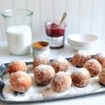Try this delicious recipe for homemade cinnamon donuts. Recipe adapted from Gary Mehigan of MasterChef Australia.