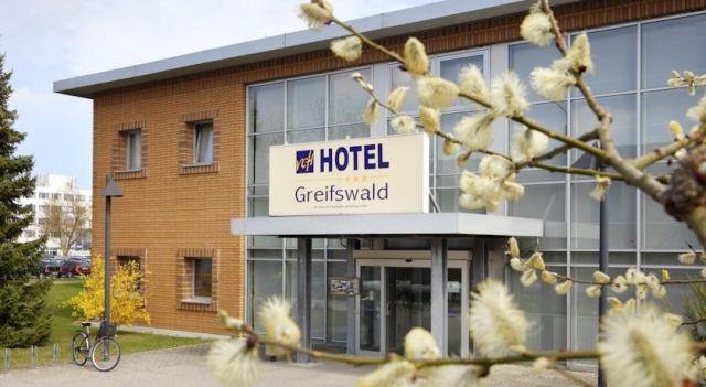 Hotel Greifswald - 3 Star #Hotel - $69 - #Hotels #Germany #Greifswald http://www.justigo.eu/hotels/germany/greifswald/vch-greifswald_214037.html