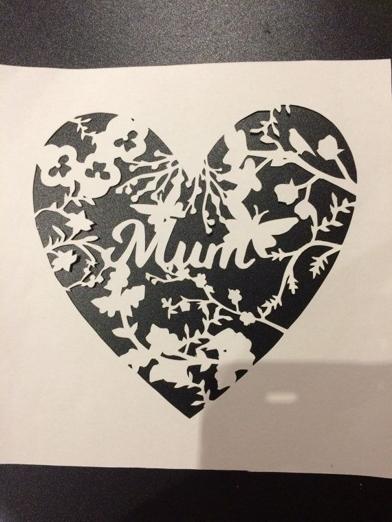 Check out this item in my Etsy shop https://www.etsy.com/uk/listing/503299239/mothers-day-papercut