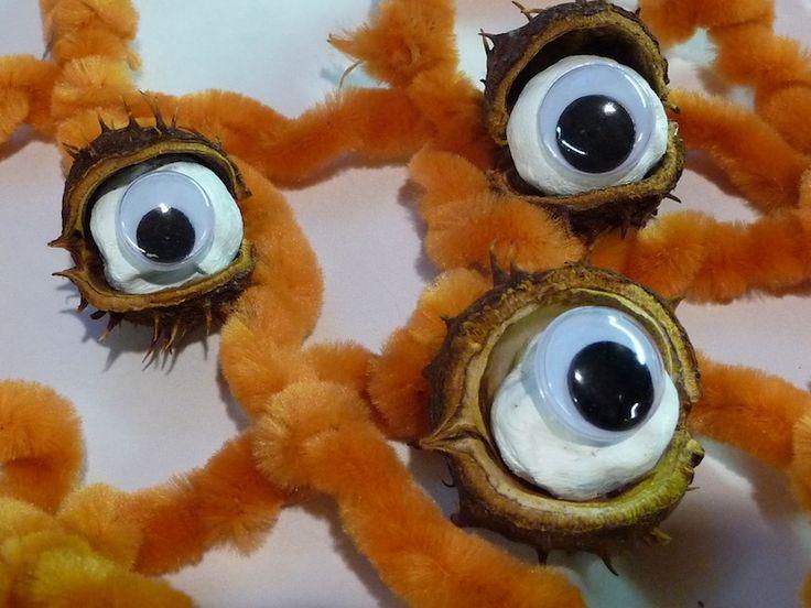 Creepy Eyes