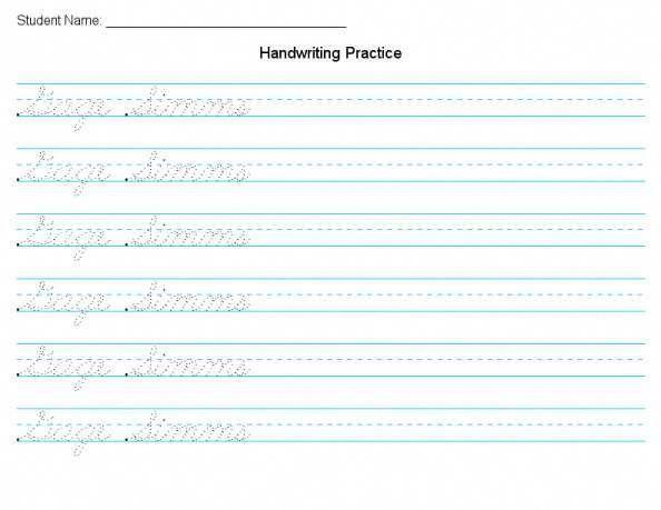 Improve Your Handwriting Improvehandwriting Handwriting Practice Cursive Handwriting Practice Handwriting Practice Worksheets