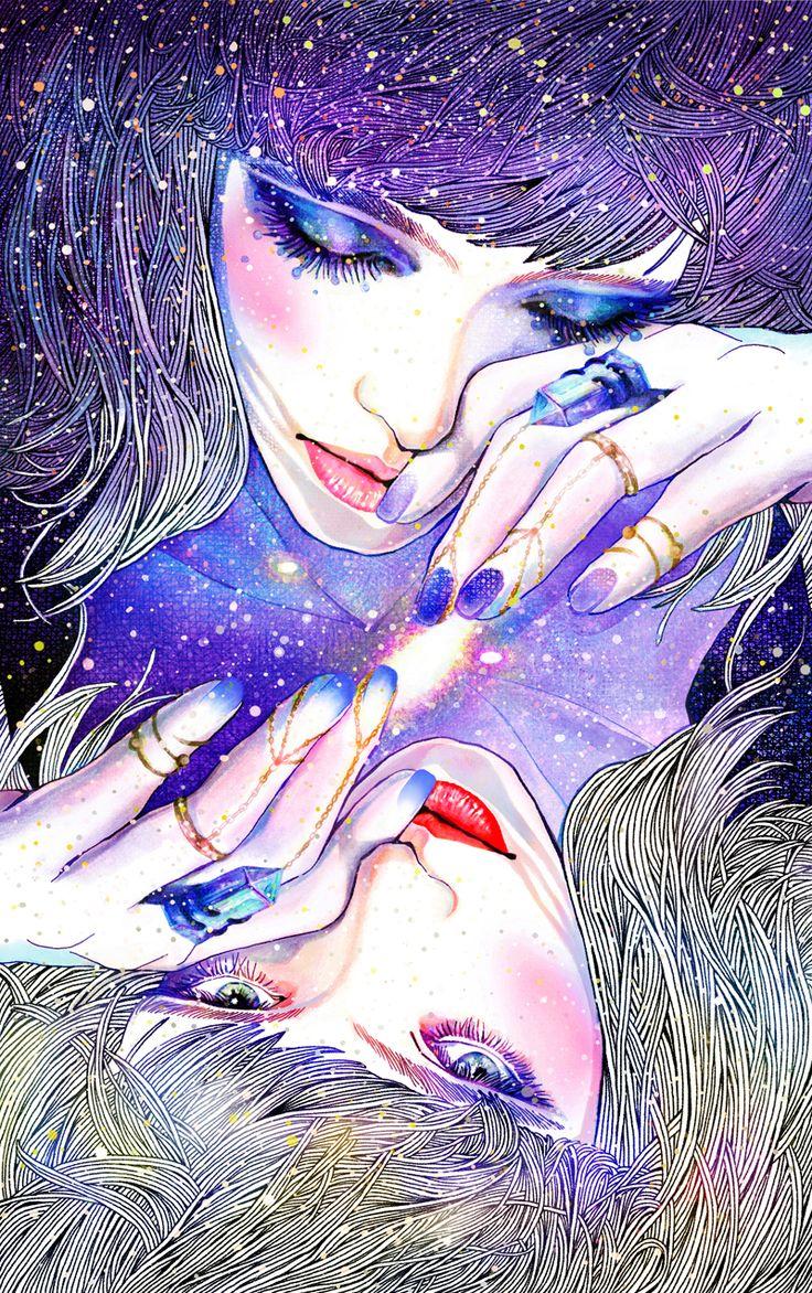 WORK — Andromeda Galaxy by Hajin Bae for Jack Obeso