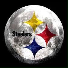 Pittsburgh Steelers Moon