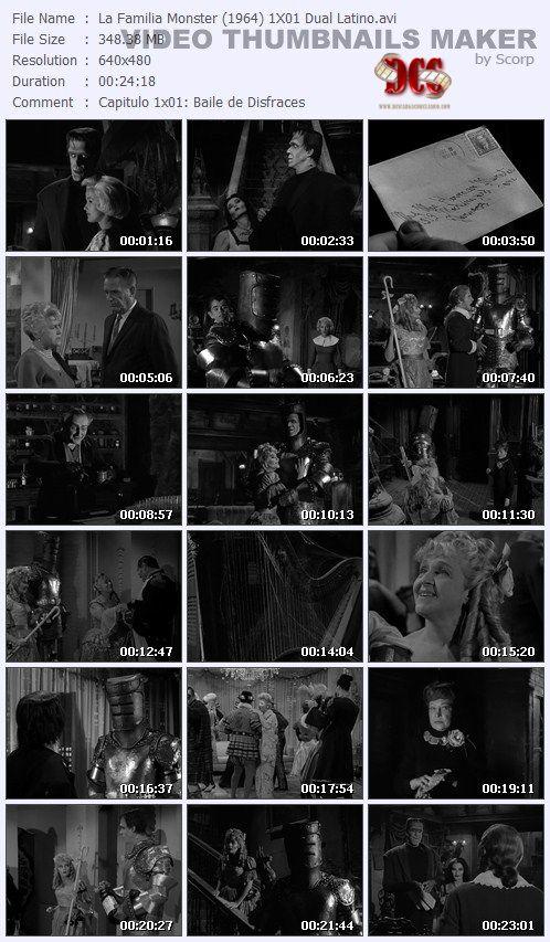 The Munsters (TV Series) (EE.UU, 1964)