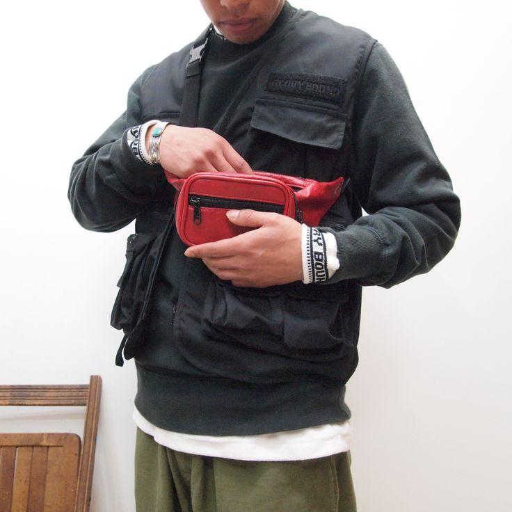 フィッシングやフォトグラファーべストの様なマルチポケットが配されたミリタリーベスト T/C Utility Vest #cootie #クーティー