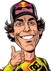 Travis Pastrana in NASCAR? Yes! Should be fun.