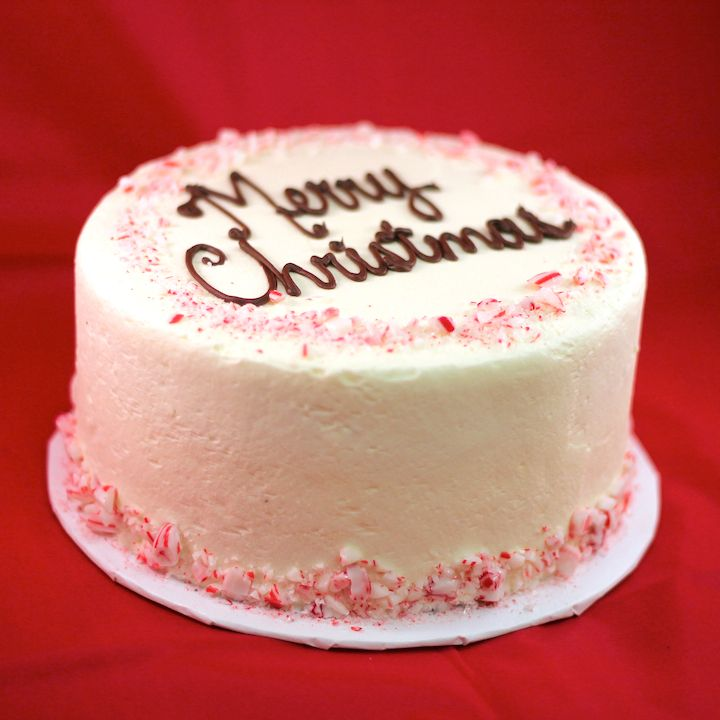 Order your Christmas cake NOW! We need at least 2 days notice and spots are filling up quick!