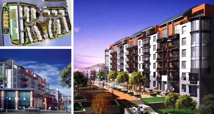 Archiplan // Baiyun Apartments Guangdong, China // 200 Apartments