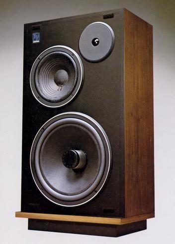 Electro-Voice Interface:BIII  1979