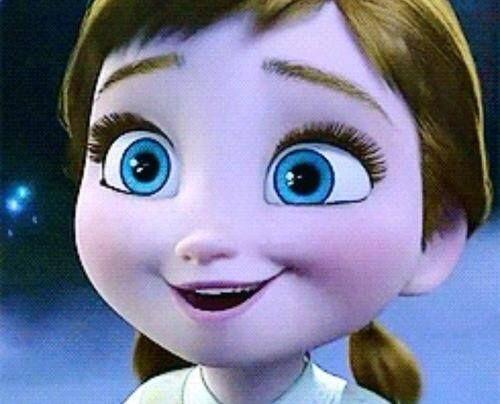 frozen anna do you want to build a snowman pinterest