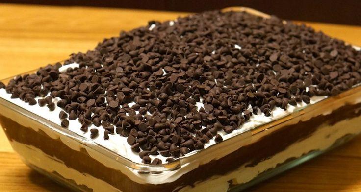 Ça vous tente d'essayer un nouveau dessert original, savoureux et qui a de la gueule? Je vous conseille vivement la lasagne au chocolat.