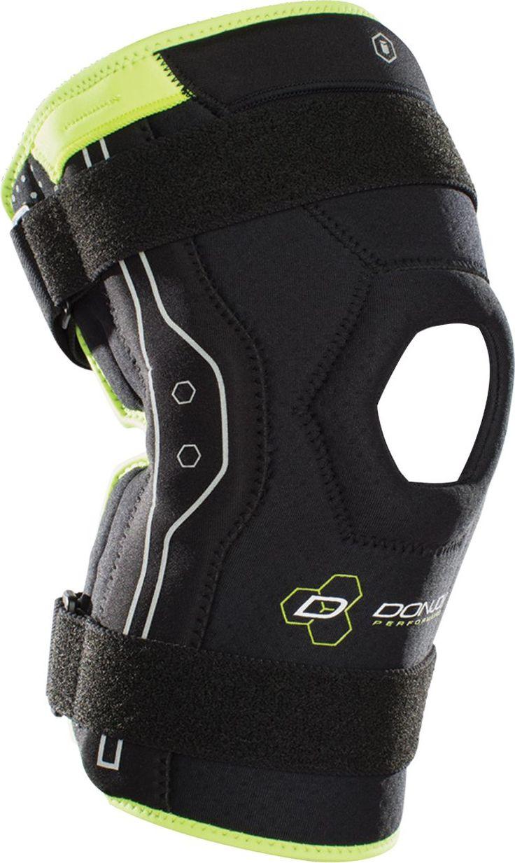 Donjoy performance bionic knee brace green braces knee