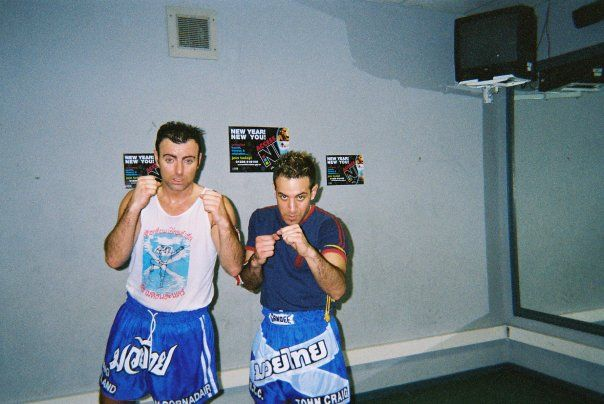My First Teacher Bobby Thompson MTSC ,Glasgow 2000