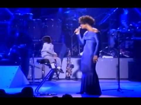 """Whitney Houston """"Greatest Love of All""""  Song gets me everytime. This is why I love her!!"""