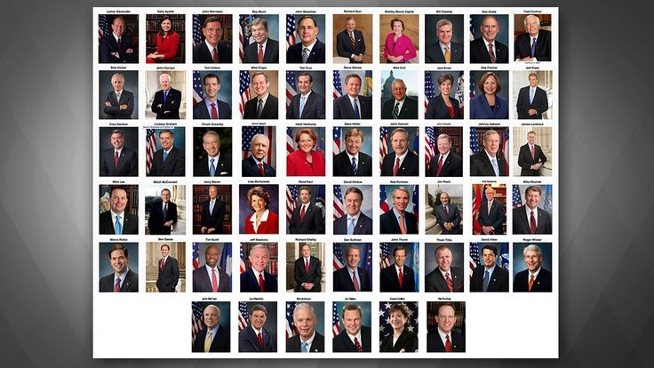 of the 56 Senators who voted against the stricter gun laws - Here are the names of the 56 Senators who voted against the stricter gun laws: Many have routinely voted against any gun restrictions (can you find yours?) Sen. Lamar Alexander (R-TN) Sen. K…