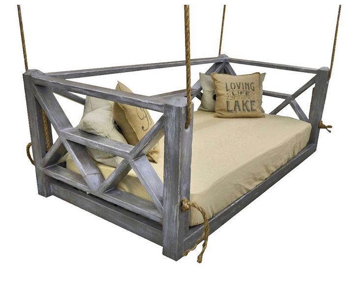 100 ideas to try about repurpose outdoor stuff garden for Outdoor pallet swing bed