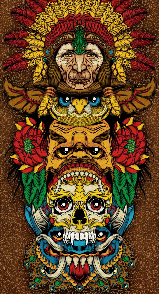Totem by Pale Horse Design / Chris Parks