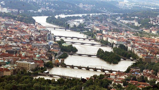 prazske mosty