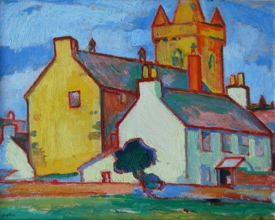 Kirkcudbright, Tolbooth 1915