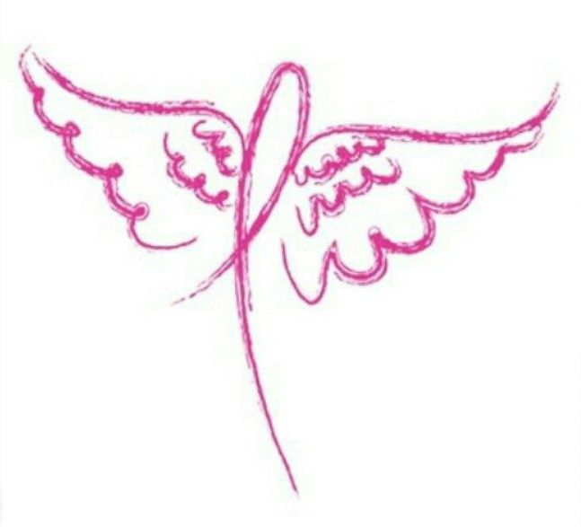 Pink Ribbon Tattoo Pictures: Pin On About That Tatt Life