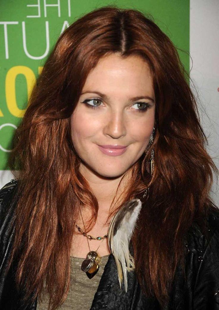 Best 25  Dark copper hair ideas on Pinterest  Auburn hair copper, Auburn red hair and Dark