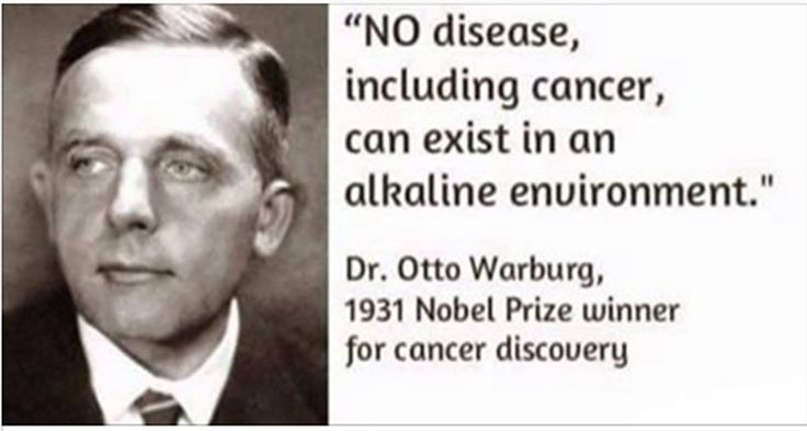 According to Dr. Otto H. Warburg, the best way to alkalize your body naturally is by using lemon and baking soda. Dr. Otto H. Warburg has won the Nobel Prize for his breakthrough in the field of medicine – discovery of the true cause of cancer. Warburg claimed that oxygen deficiency is the major factor…