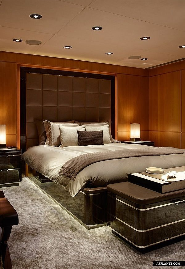 68 Jaw Dropping Luxury Master Bedroom Designs - Page 53 of 68