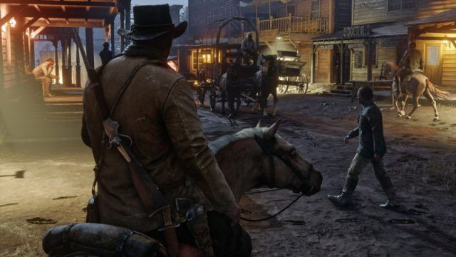 Red Dead Redemption 2 postponed to spring 2018 !!  In keeping with its long tradition of reporting, Rockstar announced last night with a tw...