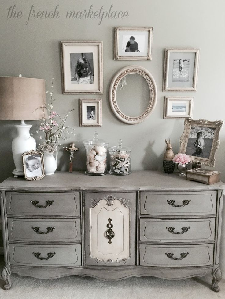 Musings From A French Cottage Master Bedroom Makeover French Pinterest Furniture Grey