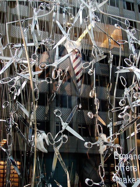 Beautiful Window Displays!: ermenegildo zegna