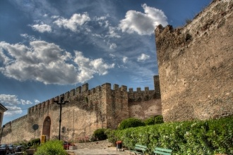 GREECE CHANNEL | the castle in Thessaloniki, Greece
