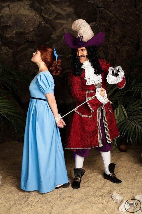 Peter Pan disney cosplay Wendy darling by GlissMagicWorkshop