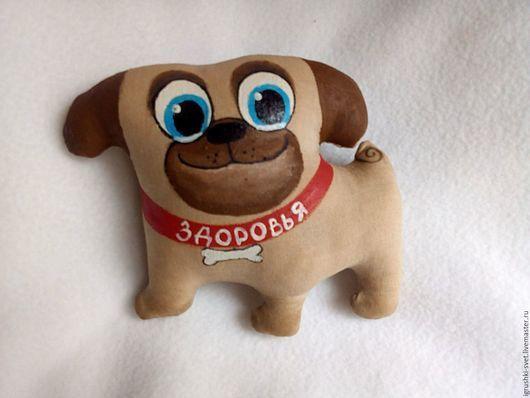 Куклы и игрушки ручной работы. Ярмарка Мастеров - ручная работа. Купить Кофейная собачка. Handmade. Комбинированный, ароматизированный, кофейная, корица