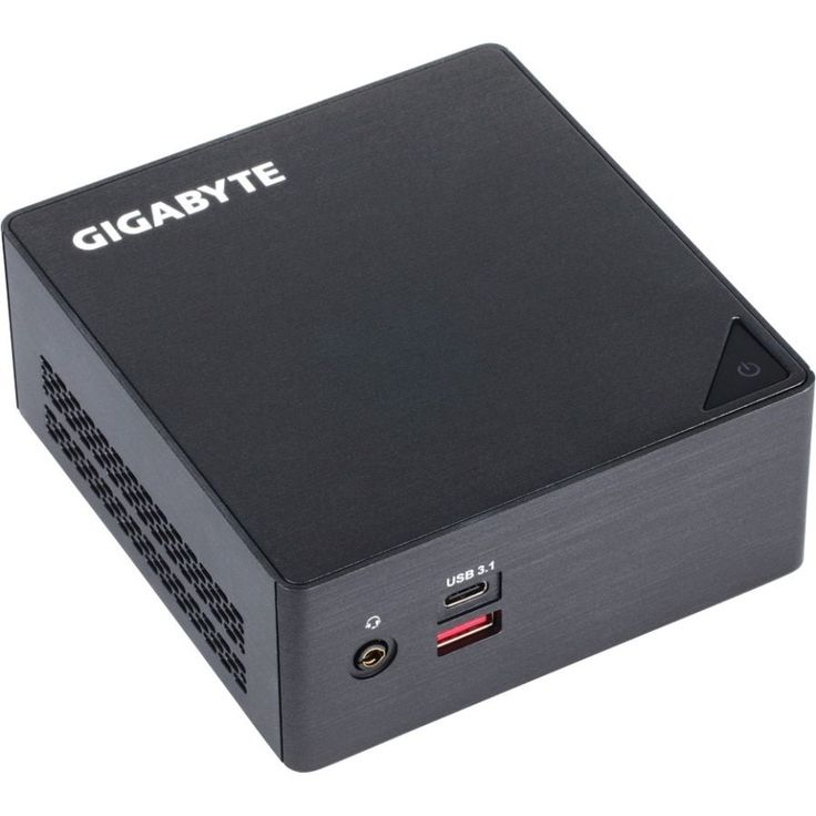 Gigabyte Brix GB-BSI5HA-6200 Desktop Computer - Intel Core i5