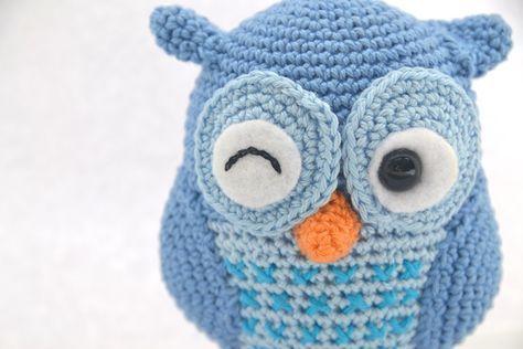 amigurumi-haken.be: Meet Jip onze mascotte ! Gratis haakpatroon !