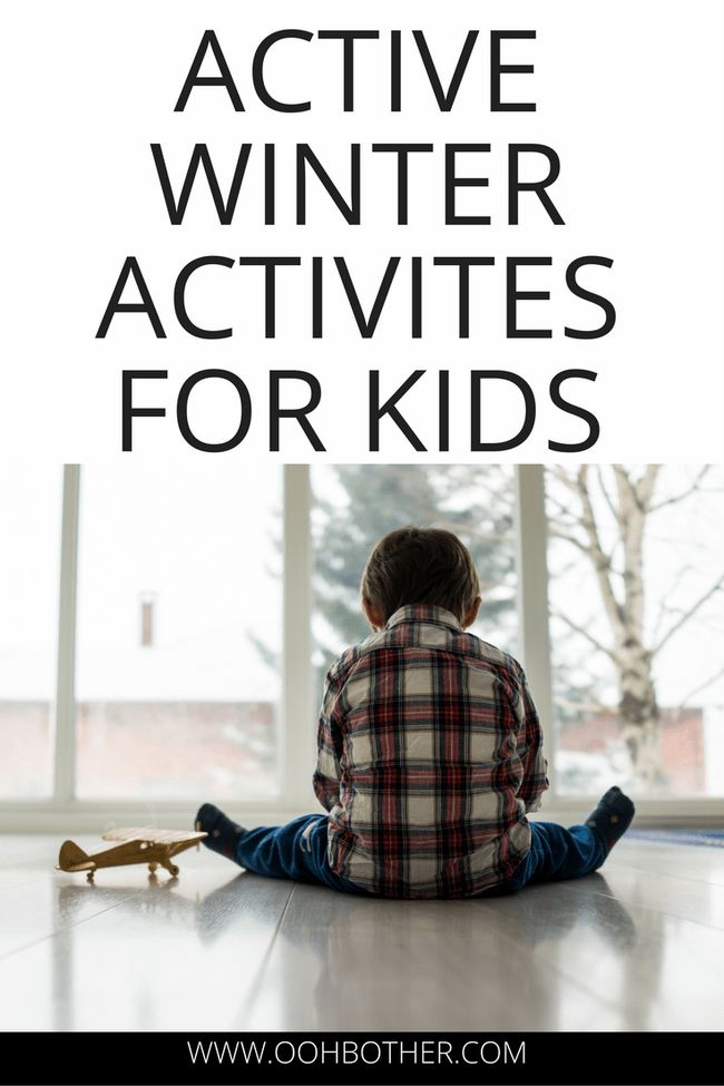 How To Avoid Cabin Fever Winter Activities For Kids