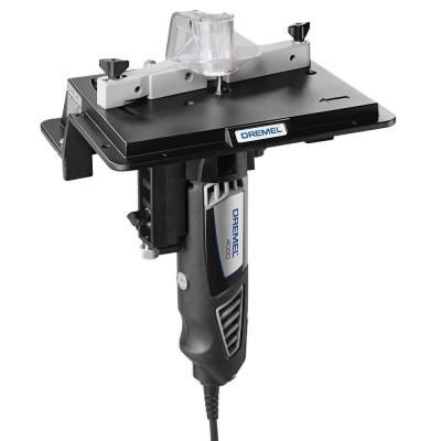 Dremel Rotary Tool Shaper/Router Table-231 - The Home Depot