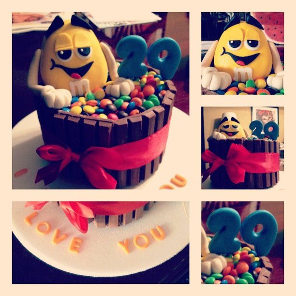 Cake Design For Boyfriend Birthday : 29th birthday surprise for my boyfriend   #boyfriend # ...