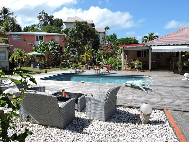 Douceur de vivre à la #Guadeloupe. #Antilles #France