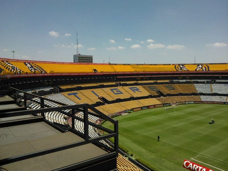 Pin by SoyTigre.mx on Estadio Universitario Tigres UANL