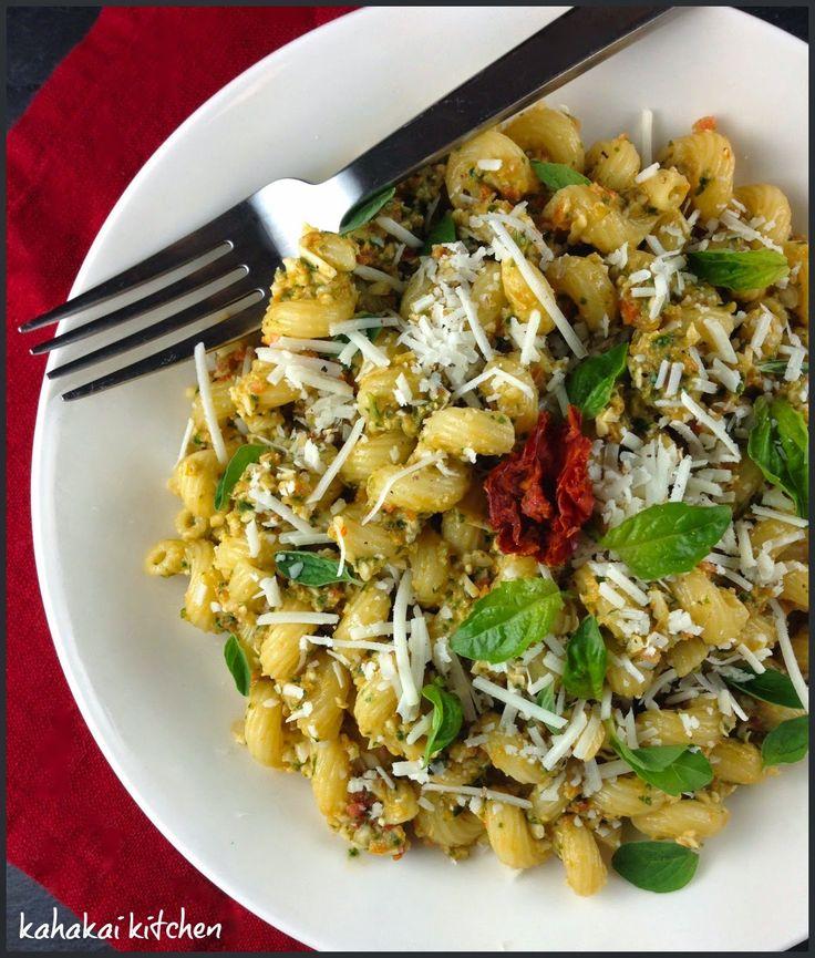 Pasta with Pesto Alla Trapanese {One-Photo Friday} from Kahakai ...