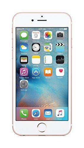 Apple iPhone 6s (Rose Gold 128GB)